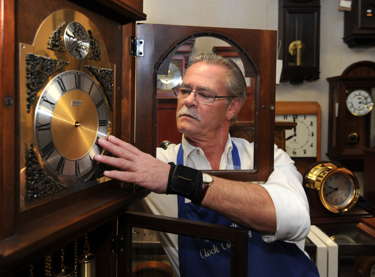 Keeping things ticking with the Maryland Clock Company