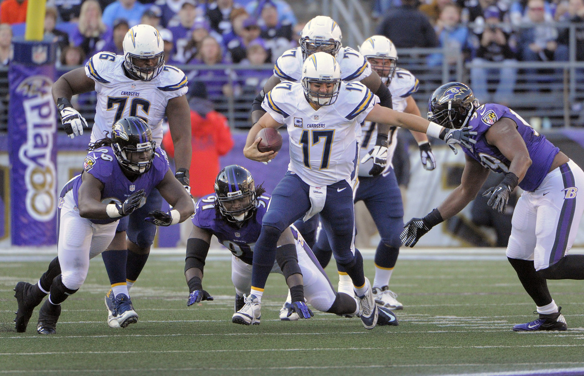 Rough Cut: Baltimore Ravens are shocked by the San Diego Chargers 34-33