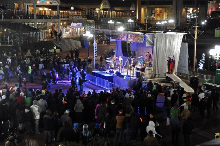 Baltimore New Years Eve