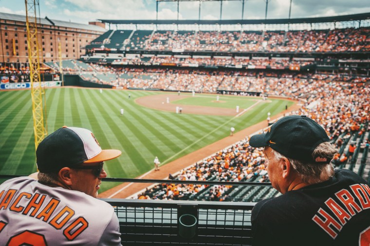 Camden Yards- Camden Yards, Baltimore, MD