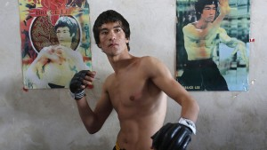 the Afghan Bruce Lee