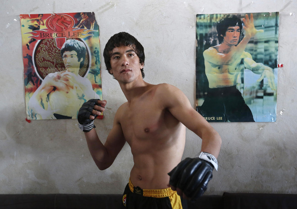 "Meet Abbas Alizada, the ""Afghan Bruce Lee"""