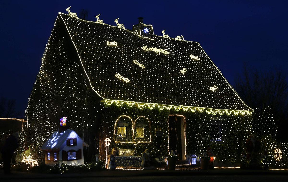 Holiday Lights Across The Globe