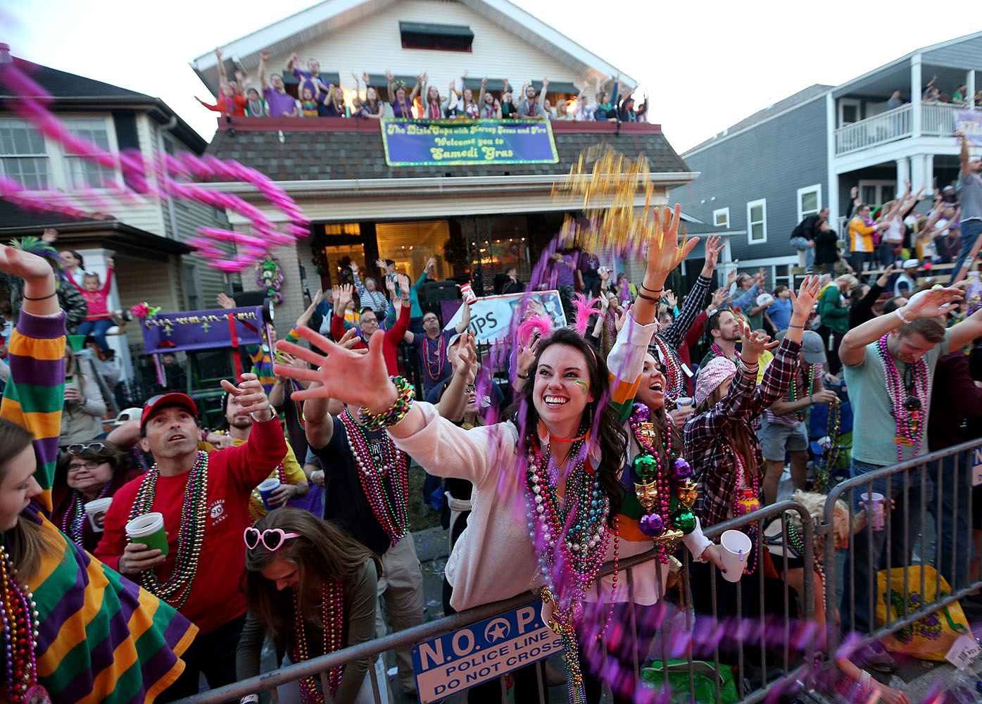 new orleans and mardi gras The lowdown on mardi gras in new orleans all things mardi gras.