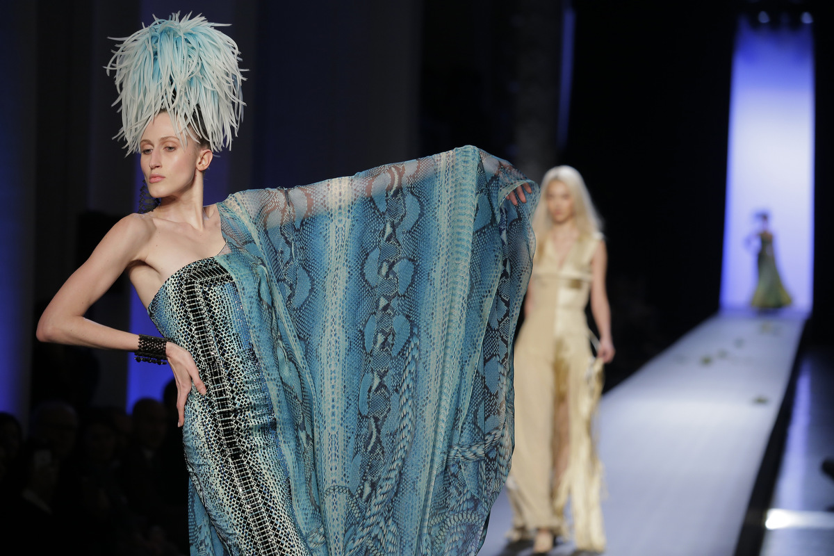 Paris fashion week 2015 spring summer haute couture for French couture