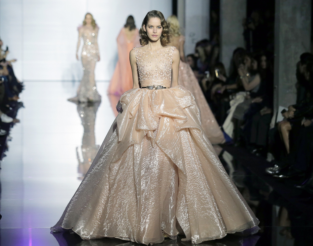 Paris fashion week 2015 spring summer haute couture for Haute couture houses