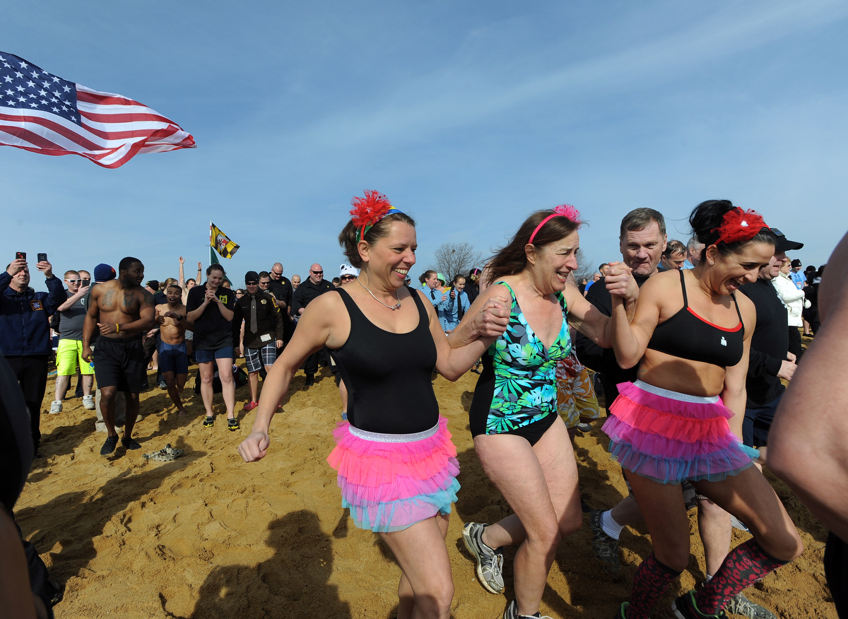 2015 Annual Polar Bear Plunge