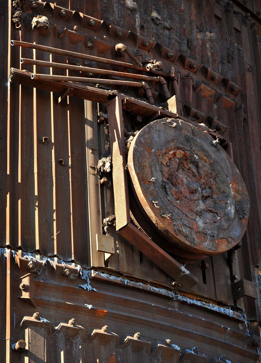 L Furnace Sparrows Point Photo retrospec...