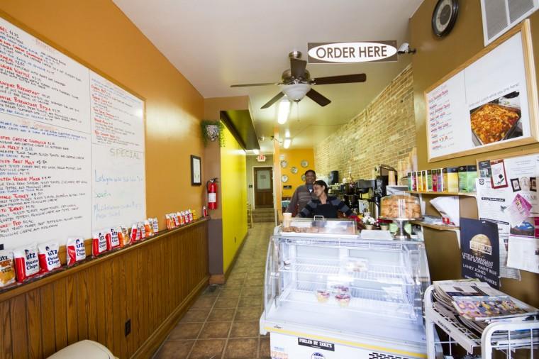 Dec. 2014: Café Jovial, Washington Boulevard in Pigtown. Kalani Gordon/Baltimore Sun