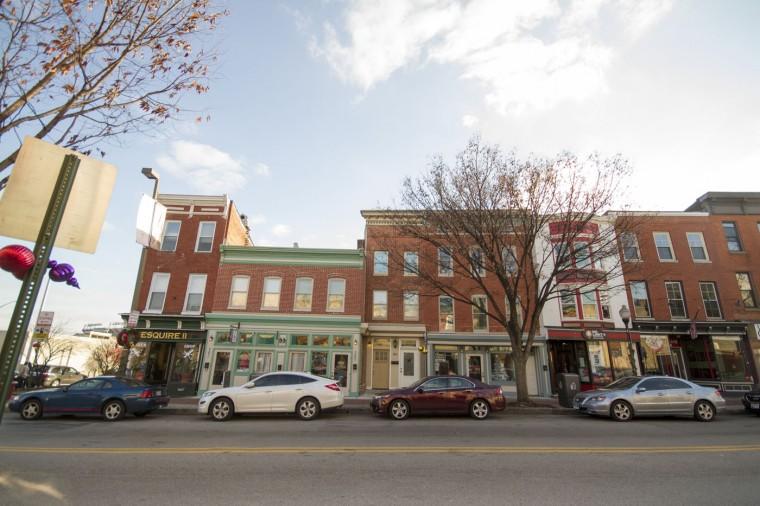 December 2014: Pigtown's Main Street, Washington Boulevard. Kalani Gordon/Baltimore Sun
