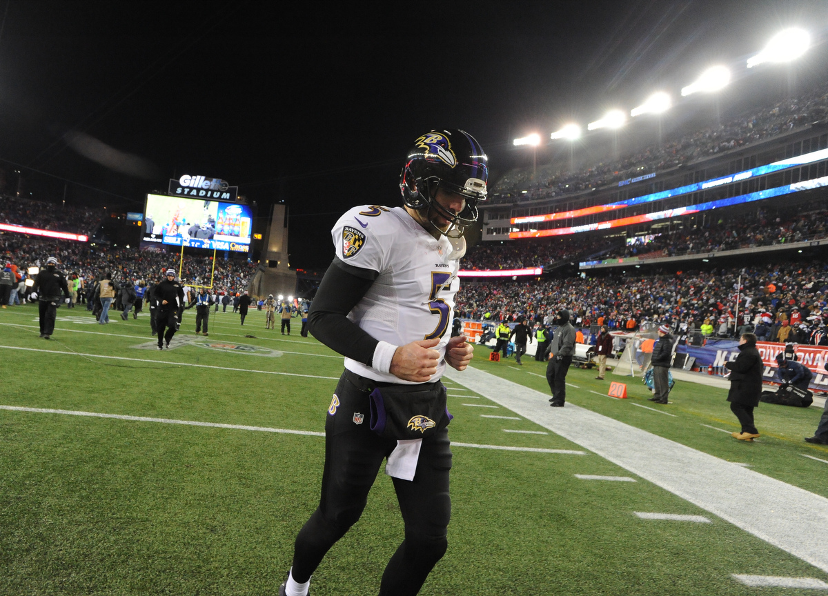 Rough Cut: Ravens vs Patriots in AFC Divisional playoffs