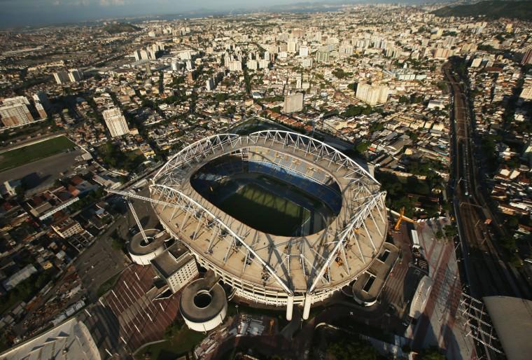 Olympic Village Rio Olympic Stadium a Primary Rio