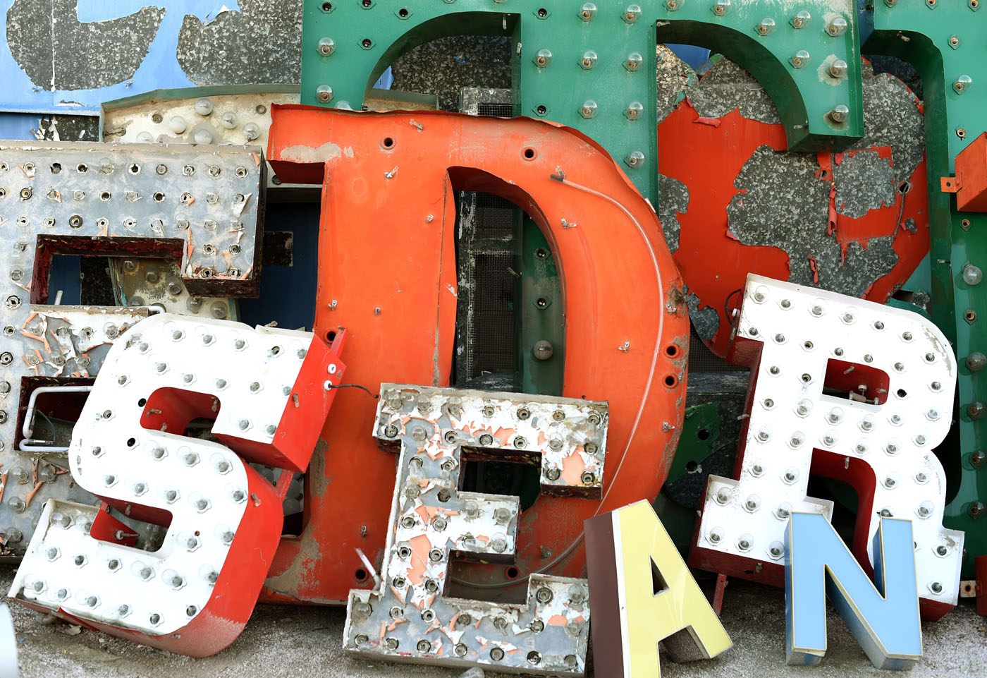 Inside the Vegas Neon Museum