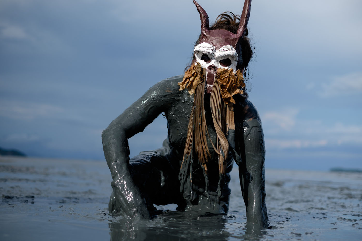 Brazil's 'Bloco da Lama' mud carnival
