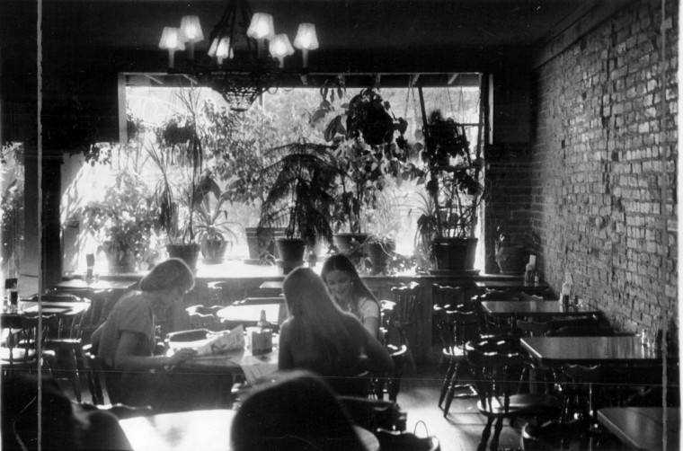 """Sept. 8, 1978: The original cutline reads, """"There's more to D.C. than Georgetown -- all those trendy 'G.T.' bars with ferns and exposed brick walls notwithstanding."""""""