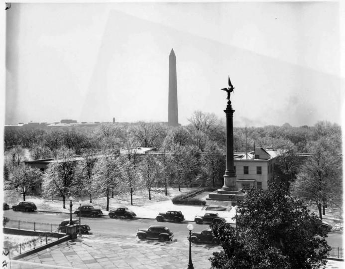 March 28, 1944: Washington D.C.