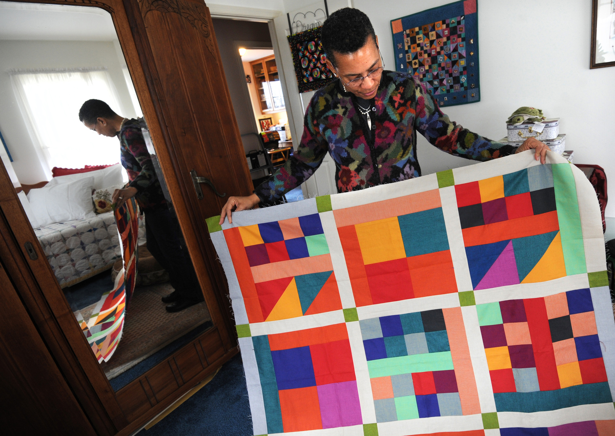 Quilting: A labor of love