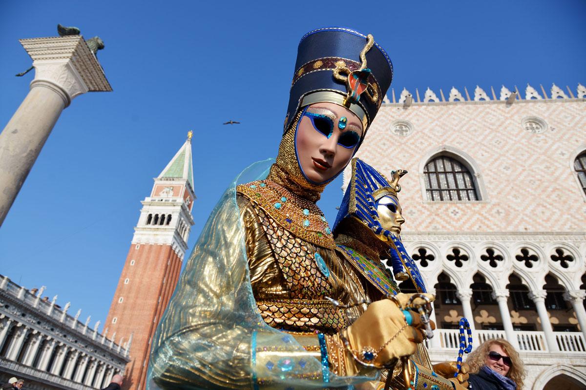 Venice Carnival: 'The world's most delicious festival'