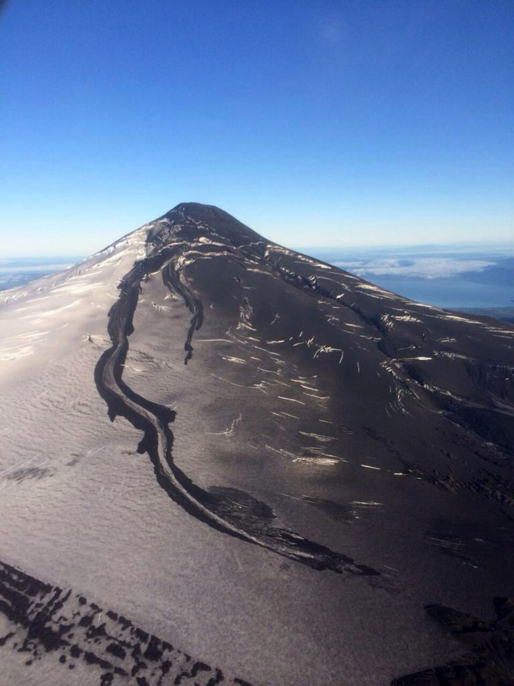 A sleeping volcano awakens