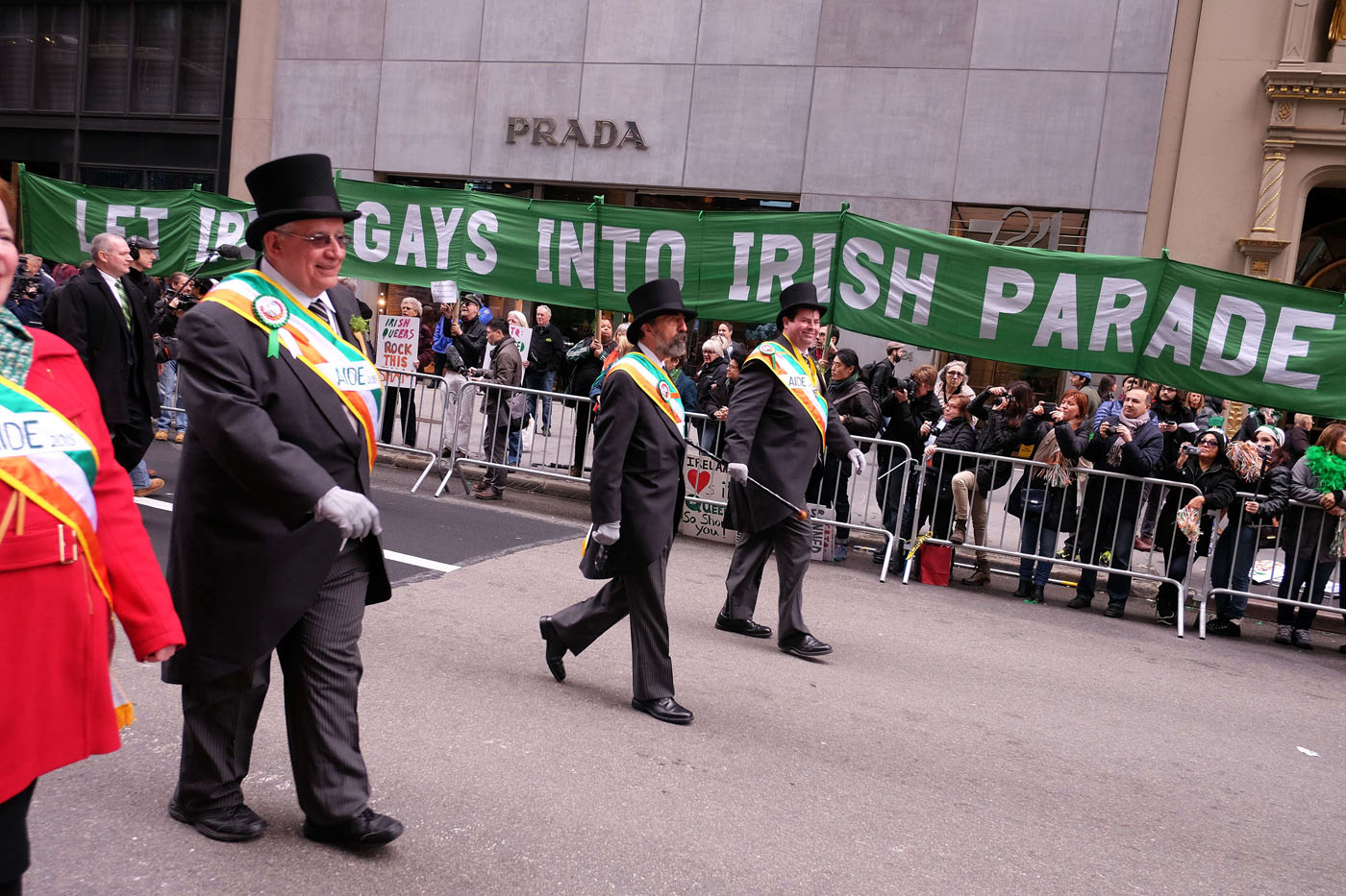 St. Patrick's Day (not quite) for all