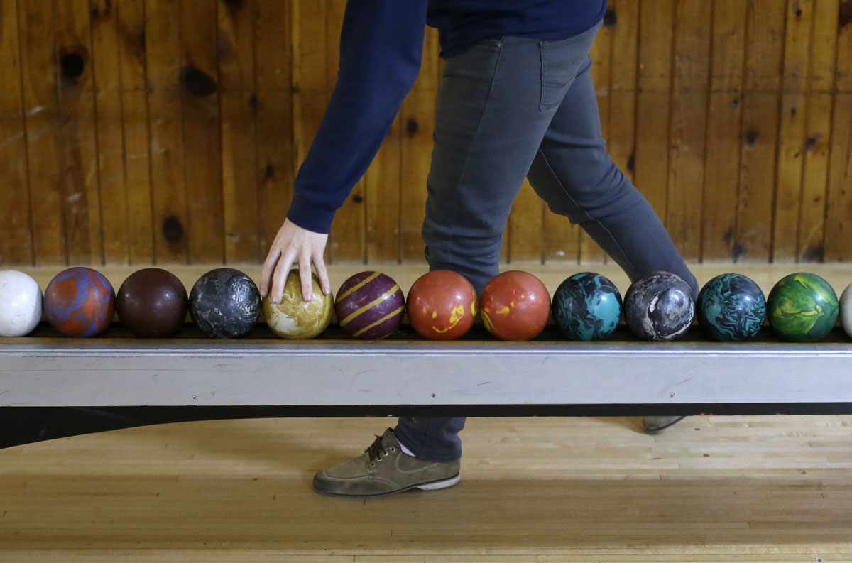 the disappearing art of duckpin bowling