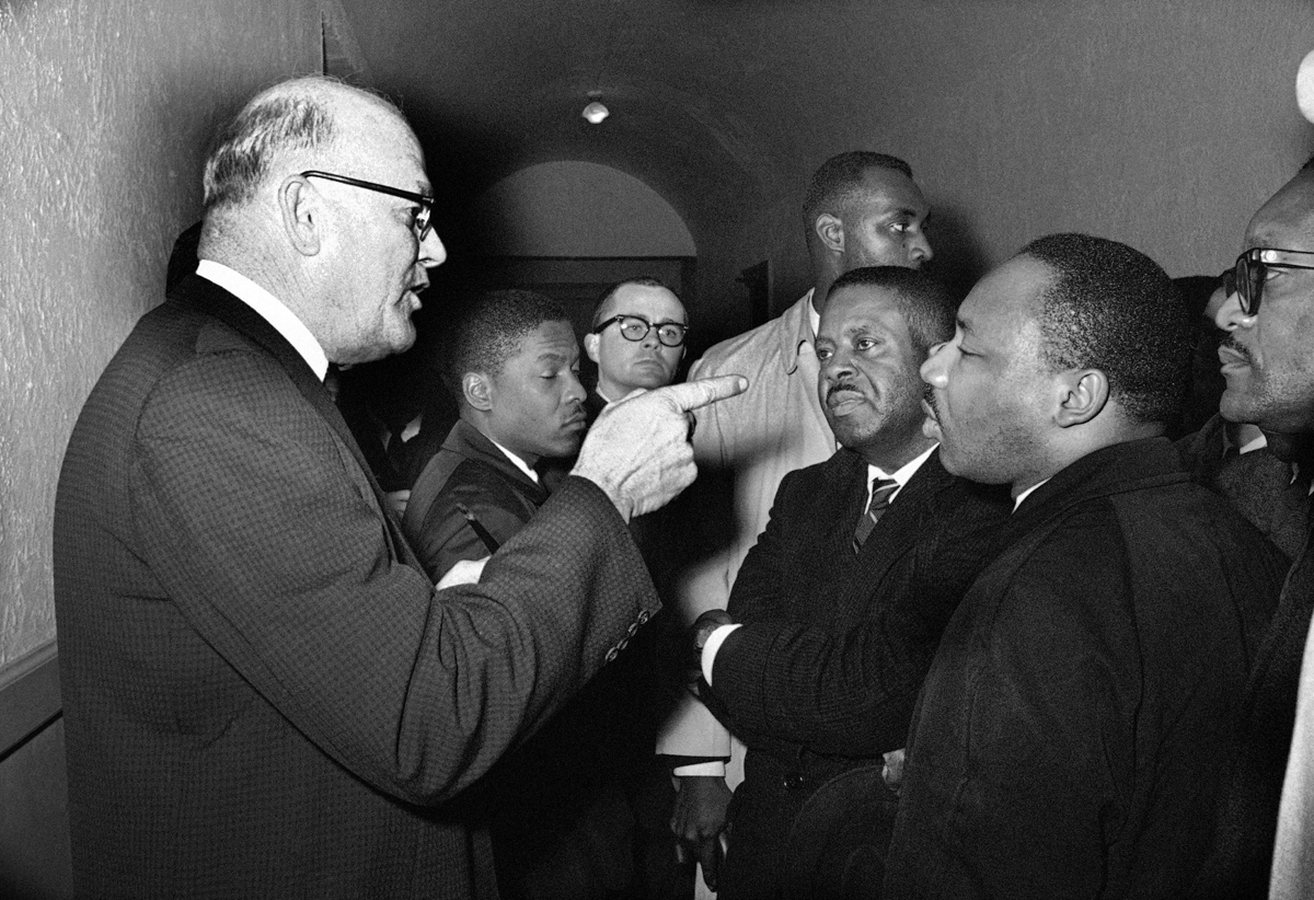 We Shall Overcome >> Retrospective: The march from Selma to Montgomery