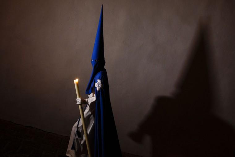 AP APTOPIX Spain Holy Week