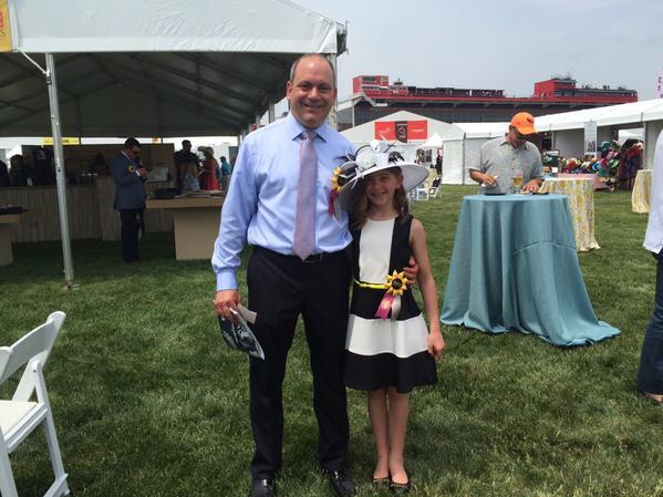 David Feather and his daughter Shannon. (Jean Marbella/Baltimore Sun)