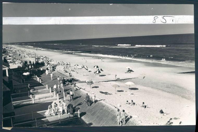 Ocean City, June 16, 1941.