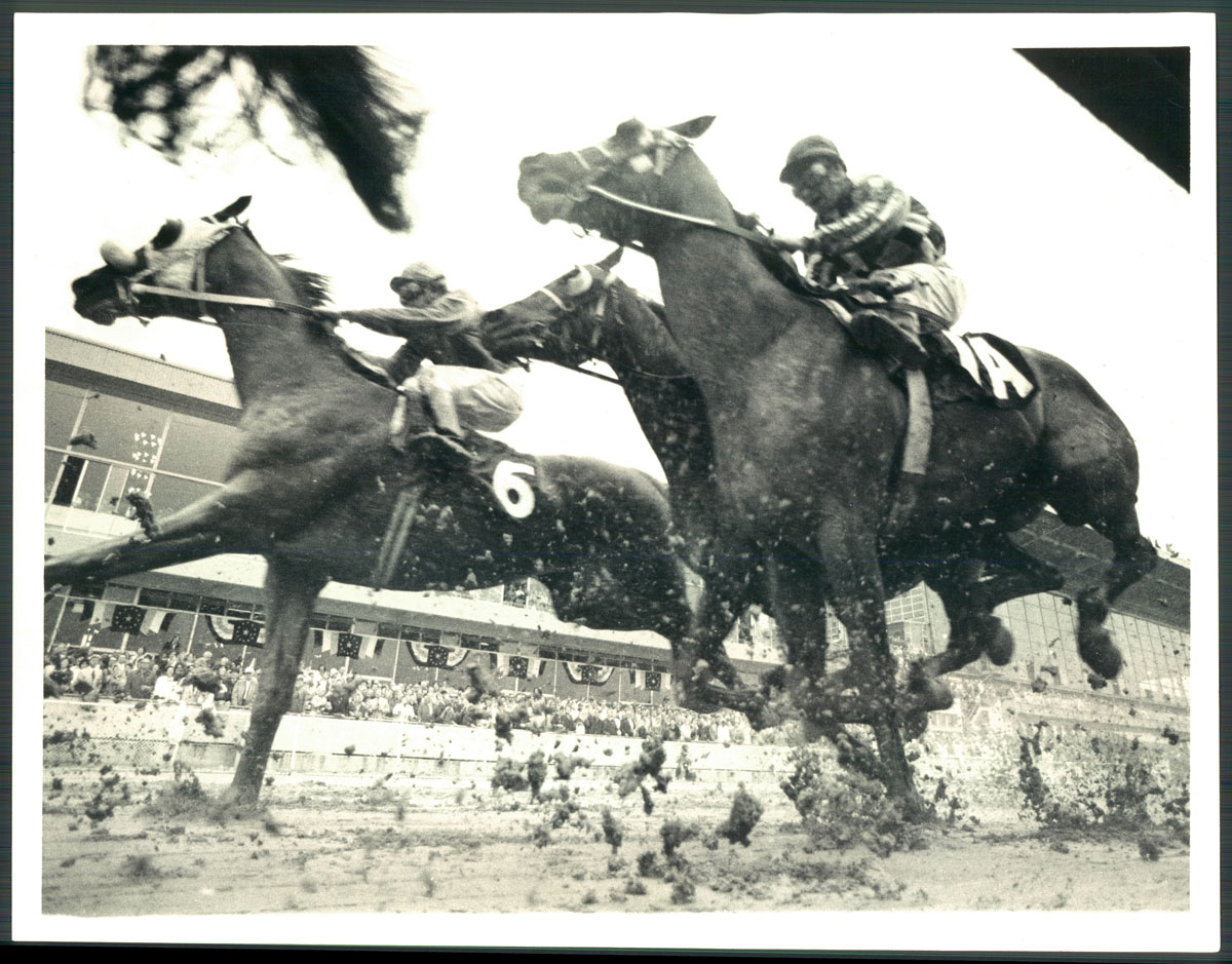 From the Vault: The Preakness Stakes