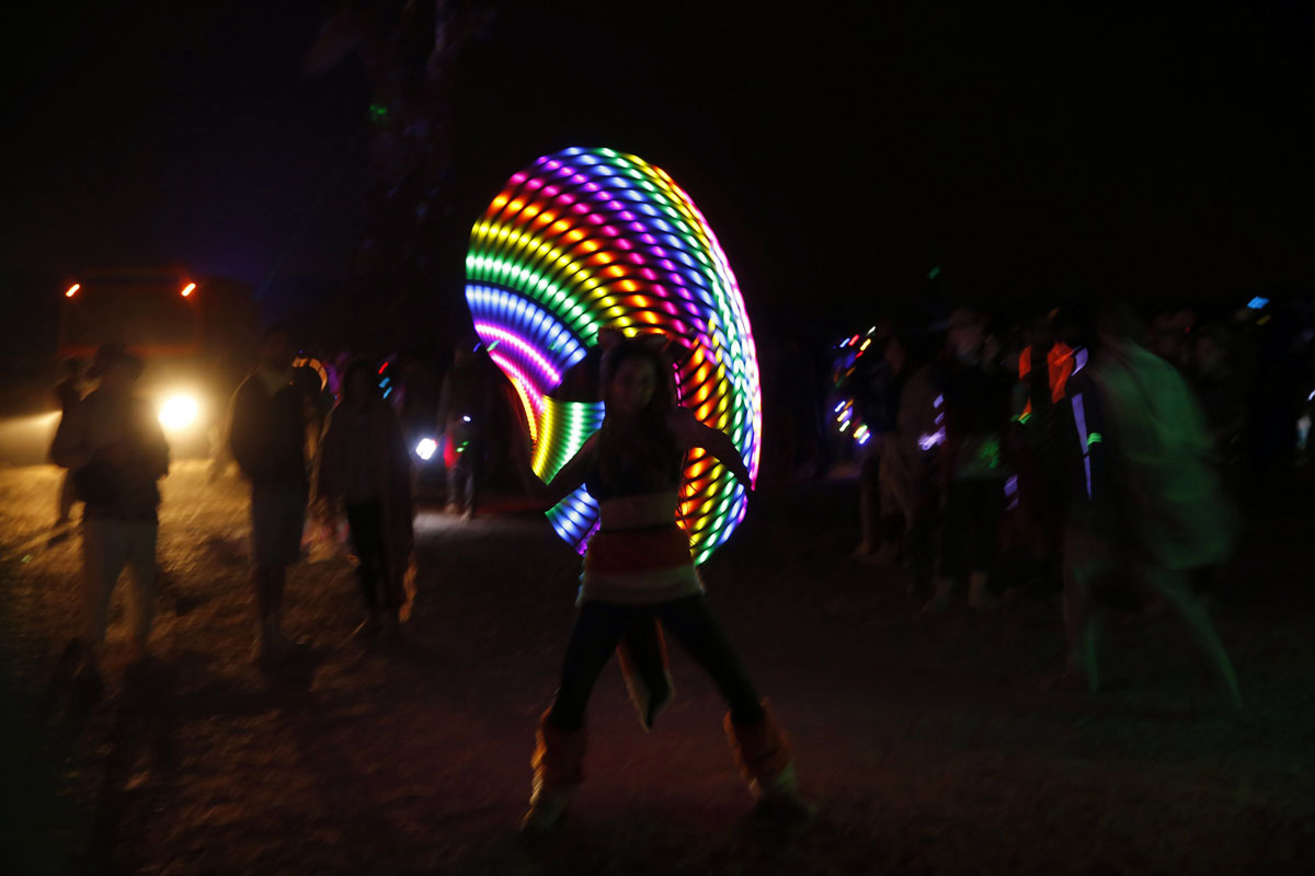 Midburn: Israel's answer to Burning Man
