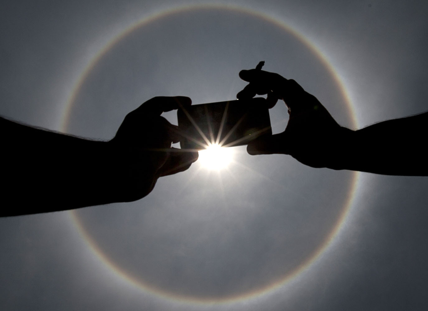 Sun halo in Mexico, Operation Dynamo anniversary, Ferrari racing | May 21