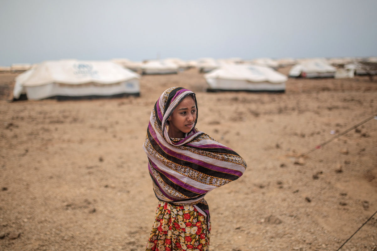 Thousands of Yemeni refugees stranded in Djibouti