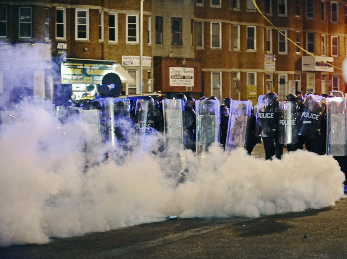 100 lasting images from the Freddie Gray protests and aftermath in Baltimore