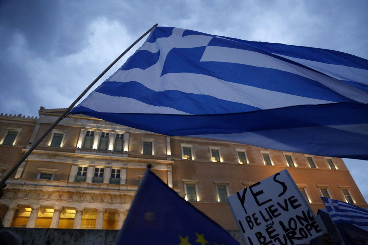 Financial future of Greece hangs in the balance