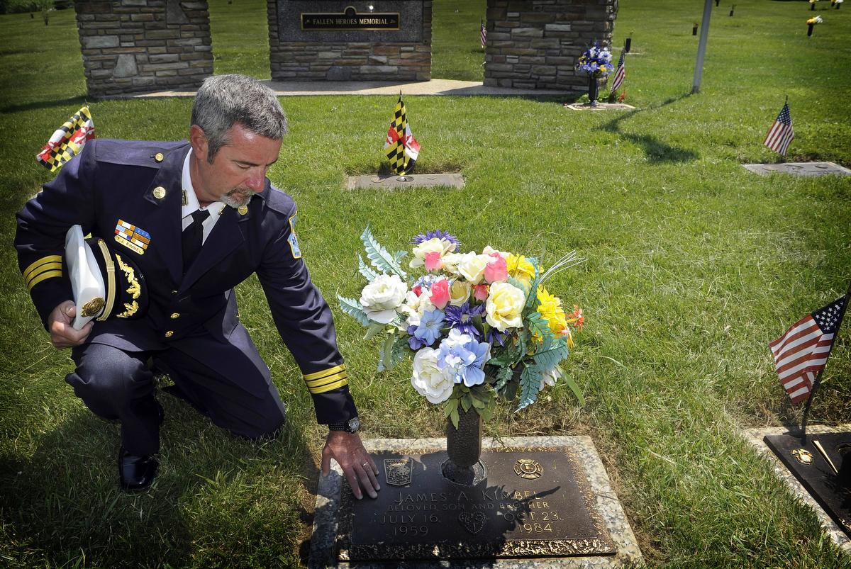 Remembering the fallen heroes