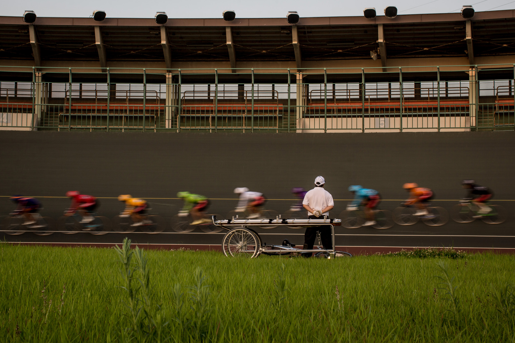Betting on bike racing: Keirin culture in Japan