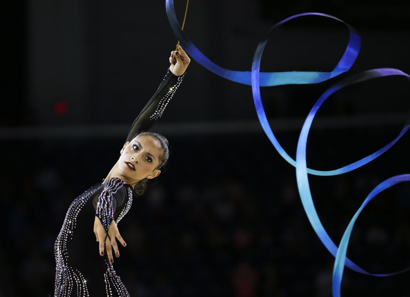 Rhythmic gymnastics, military parade, goose interruption | July 20