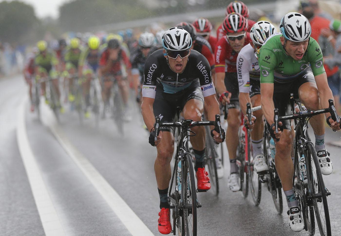 AP Netherlands Cycling Tour de France