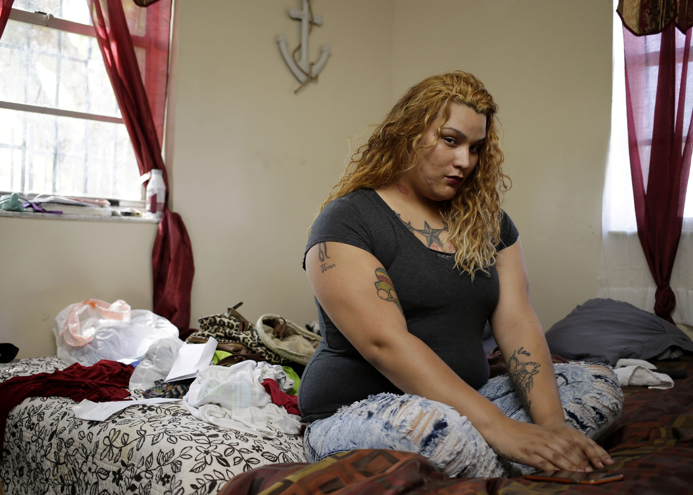 transgender youths show hardship resilience