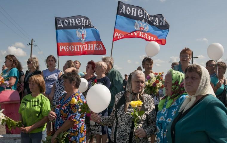 AP Ukraine MH17 Anniversary