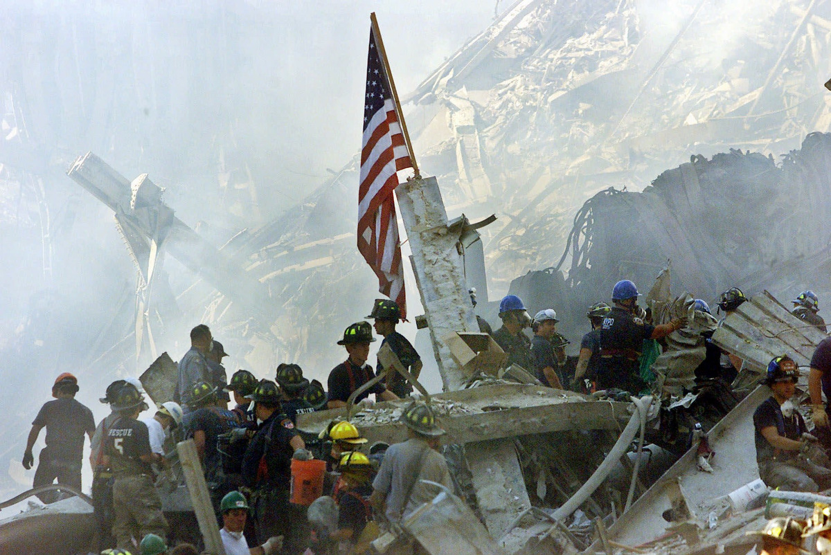 """Old Glory"" remembered"
