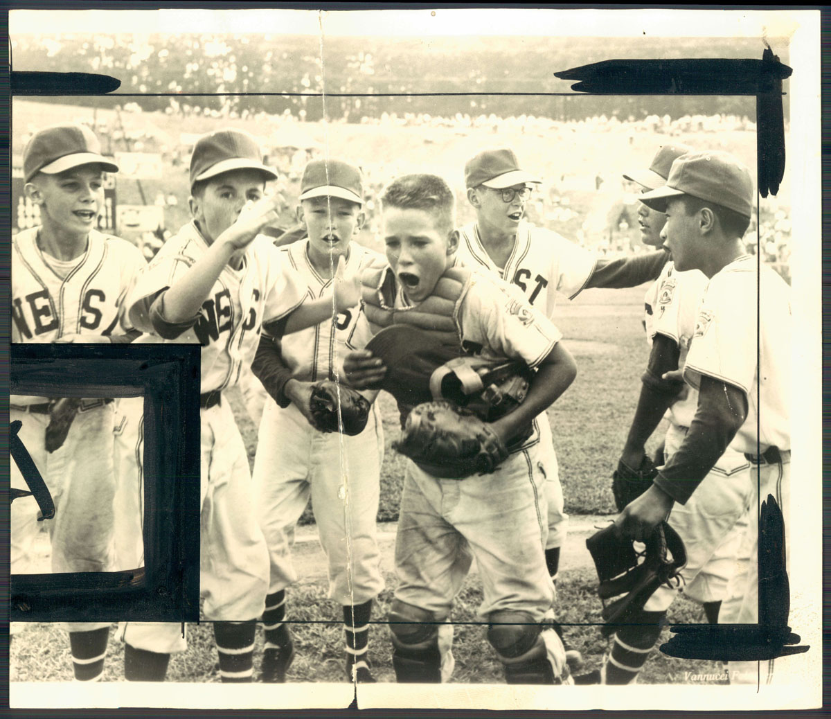 From the Vault: Little League baseball
