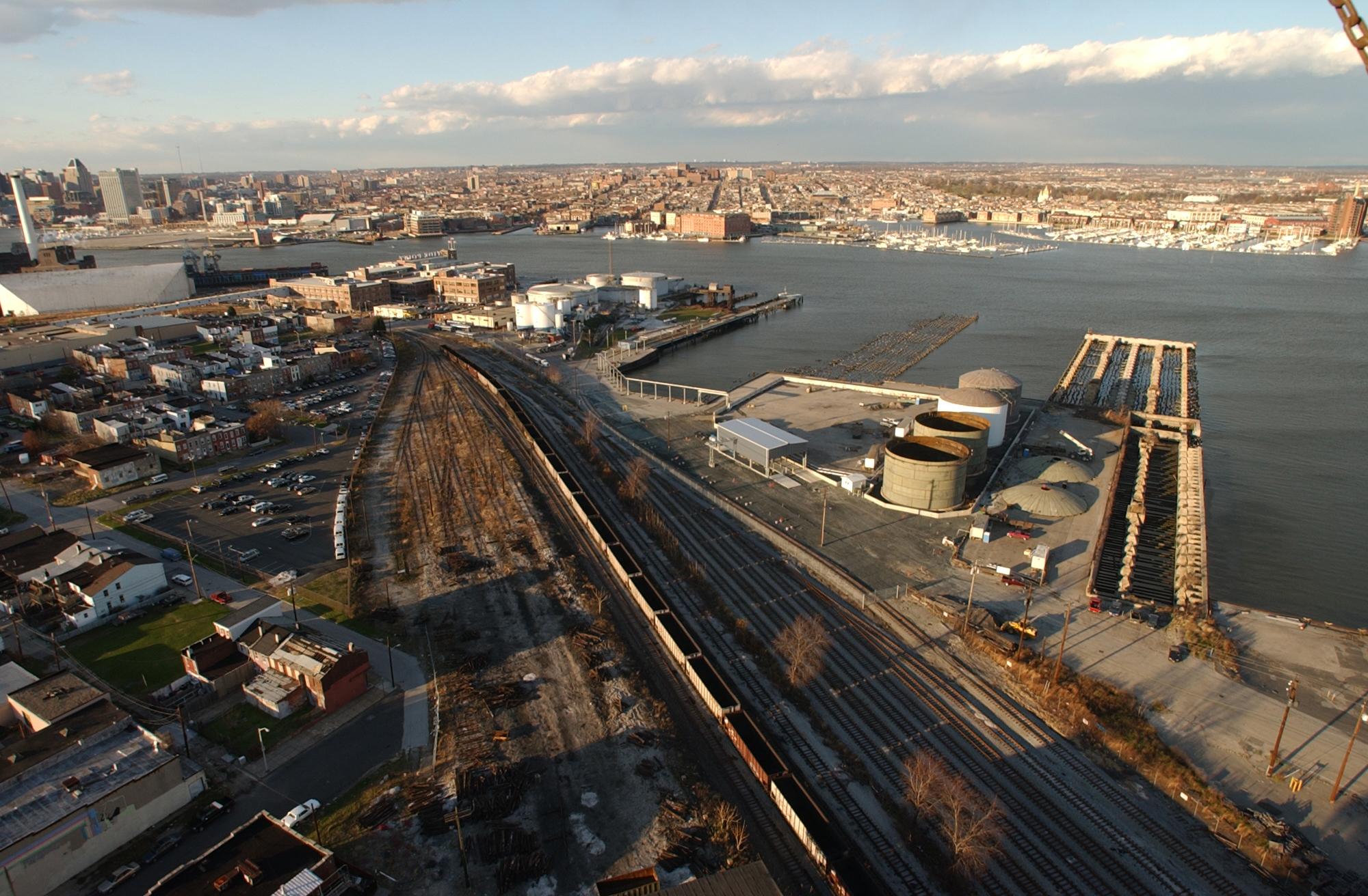 Locust Point: Exploring Baltimore's Neighborhoods