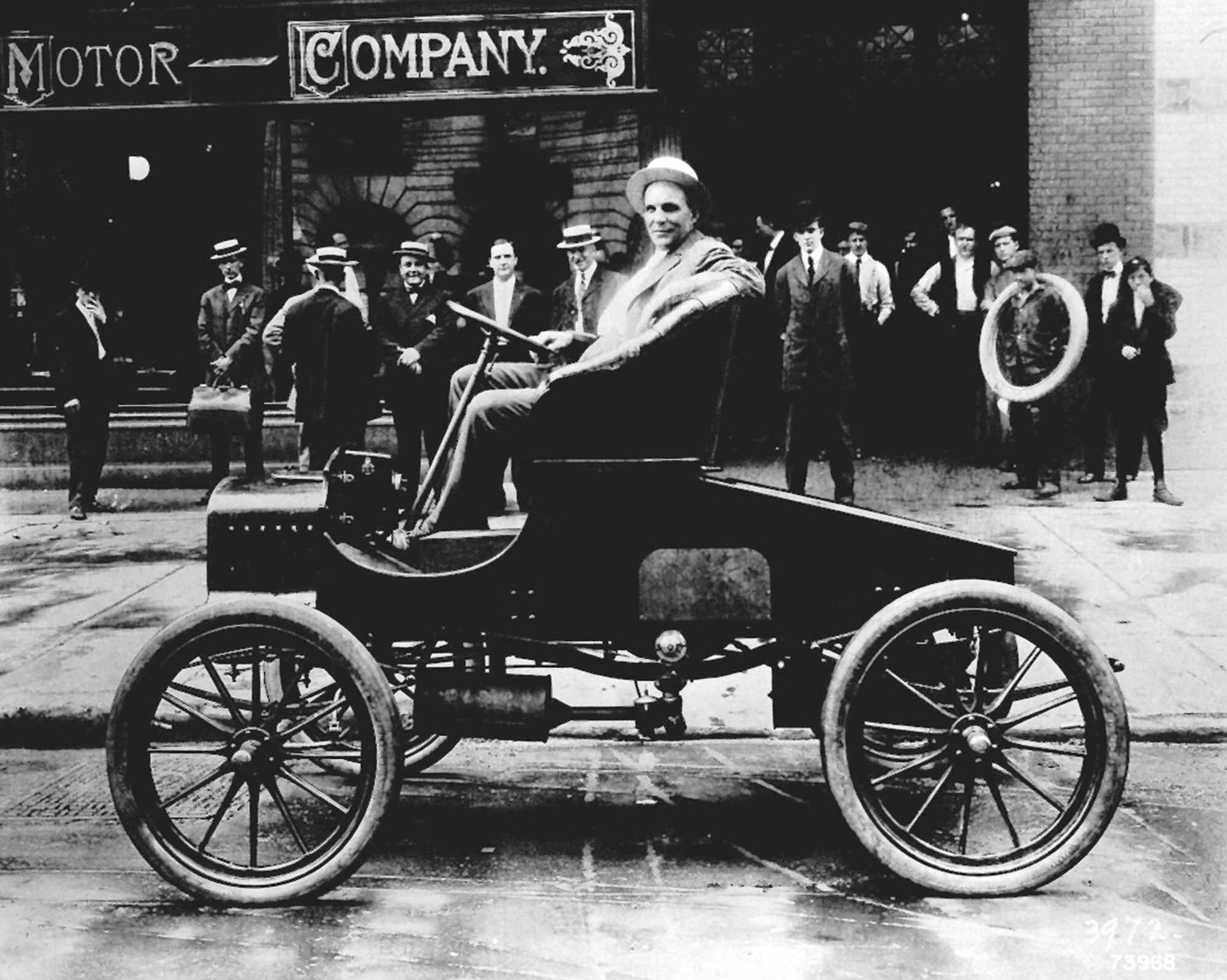 This week in history valkyrie aurora and wikileaks for Henry ford motor company