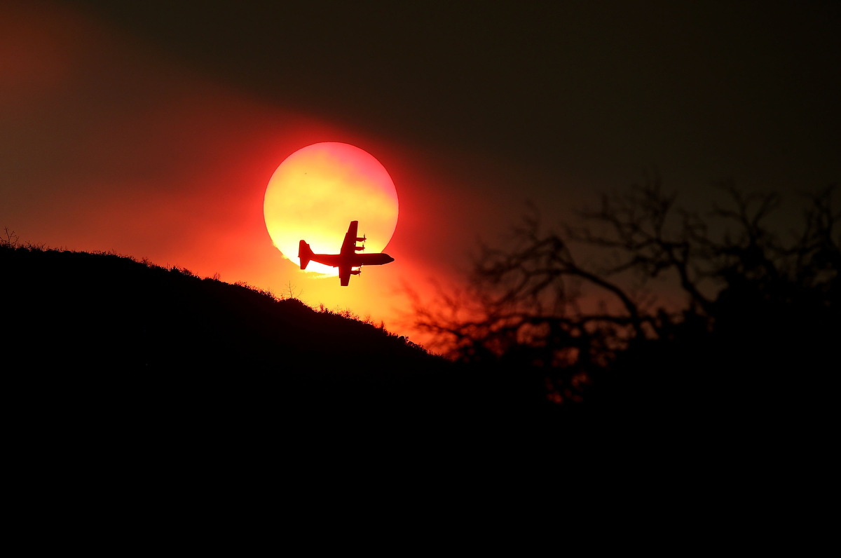 California wildfires, flooding in Myanmar and Pakistan, Pride parade in Vietnam  August 2