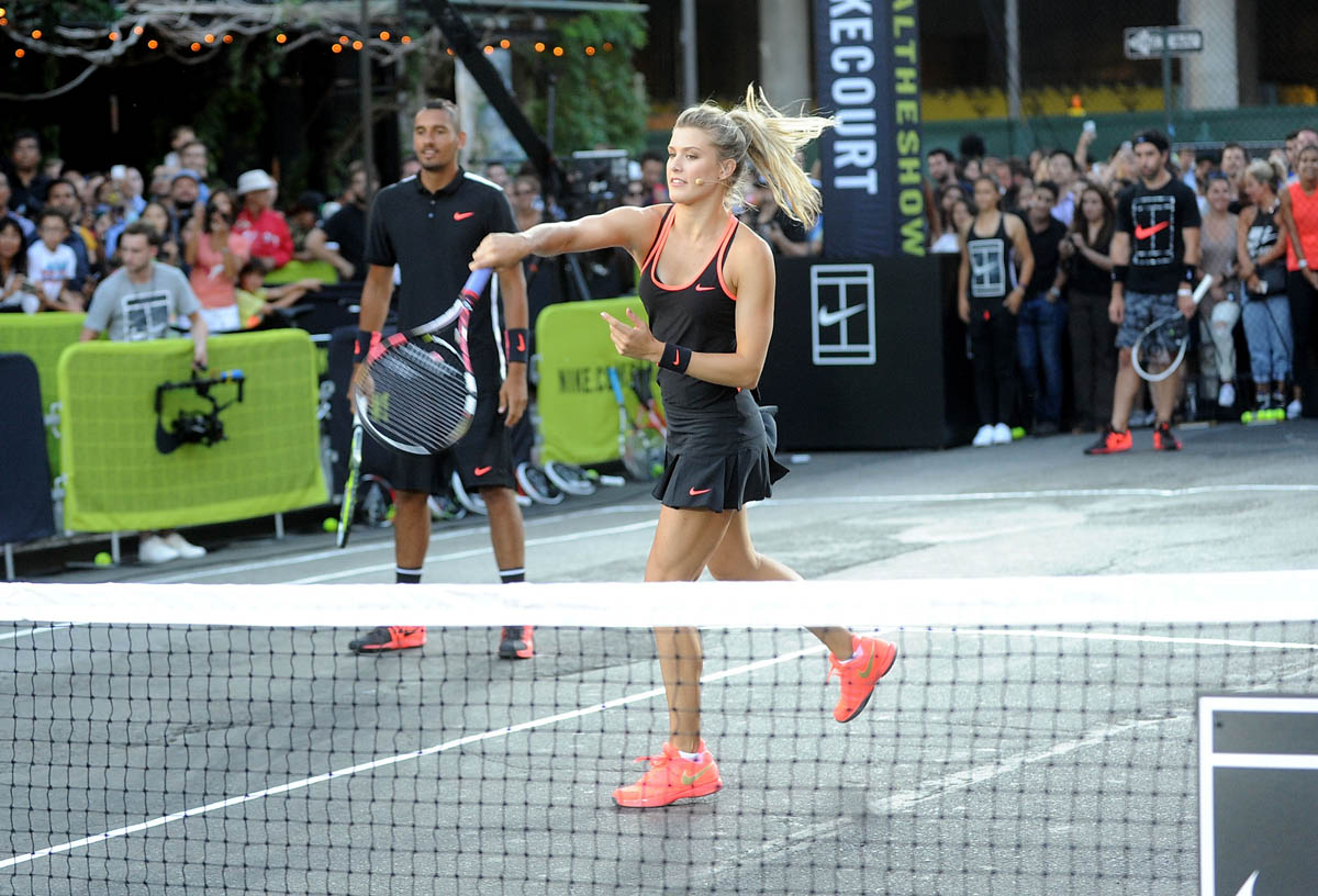 nike tennis store new york
