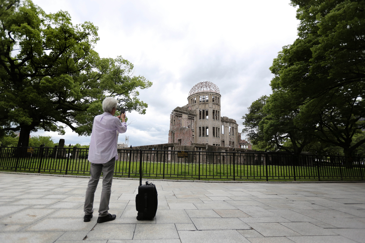 Hiroshima and nagasaki essays