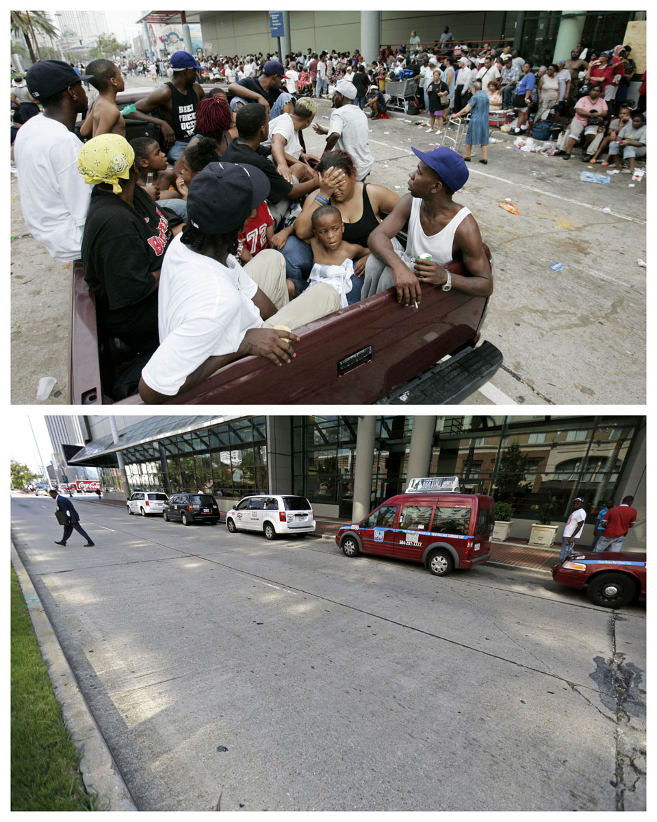 then and now new orleans 10 years after hurricane katrina