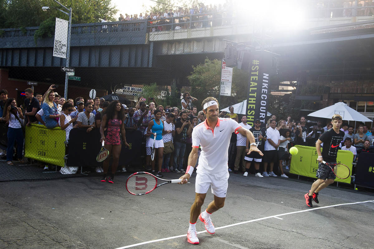nike tennis in new york